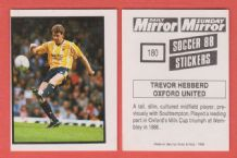 Oxford United Trevor Hebbard